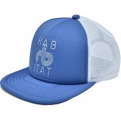Cap HABITAT - Hb Low Fi Blue (MODRA) Größe: OS