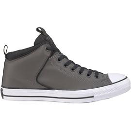 Converse Chuck Taylor All Star Street High dark grey/ white, 40
