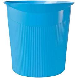 Papierkorb Loop 13 Liter Trend Colour hellblau