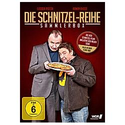 Ein Schnitzel für drei / Ein Schnitzel für alle / Schnitzel geht immer / Schnitzel de Luxe - DVD  Filme