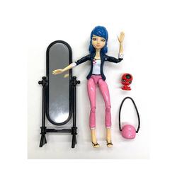BANDAI NAMCO Kuscheltier Miraculous Mini Puppe - Marinette