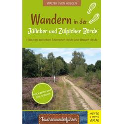 Wandern in der Jülicher und Zülpicher Börde: eBook von Roland Walter/ Rainer von Hoegen