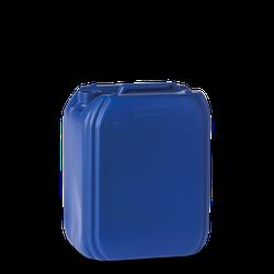 10 Liter Kunststoff Kanister blau - DIN 45 - UN-Y