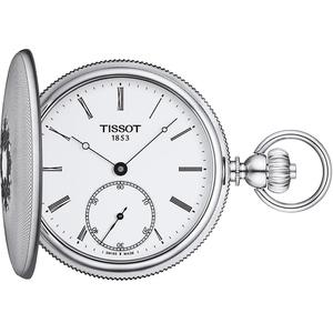 Tissot T867.405.19.013.00 Taschenuhr Savonette Handaufzug