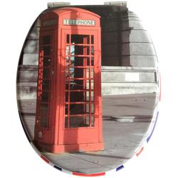 ADOB WC-Sitz Telephone