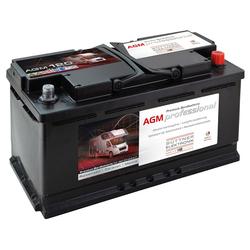 Büttner Elektronik MT AGM-Batterie 120