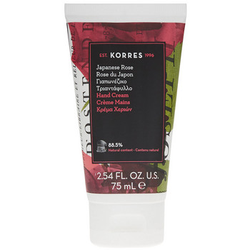 Korres Japanese Rose Hand Cream 75ml