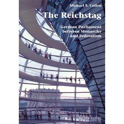 The Reichstag als Buch von Michael S. Cullen