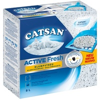Catsan Active Fresh 8 l