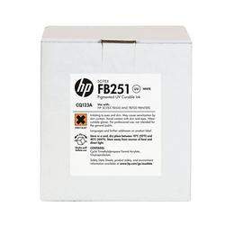 Original HP Tinten Patrone FB251 CQ123A weiß für Scitex FB 500 550 700 750
