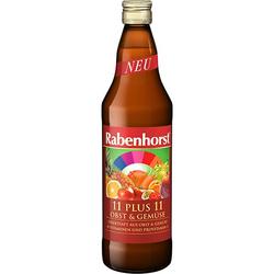 RABENHORST 11 Plus 11 Obst & Gemüse Saft 700 ml