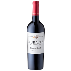 Ronnie Melck Shiraz - 2015 - Muratie - Südafrikanischer Rotwein