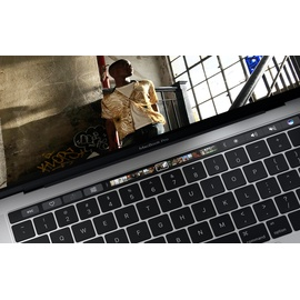 "Apple MacBook Pro Retina 15,4"" i7 2,9GHz 16GB RAM 256GB SSD Radeon Pro 450 (MLH32/CTO) space grau"