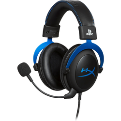 HyperX Cloud Gaming Headset PS4 Blau