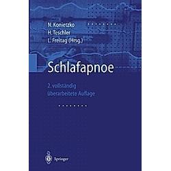 Schlafapnoe - Buch