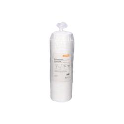 DEISS Auffangbeutel, 165 x 415 mm, weiß, Praktischer Spuckbeutel bei Übelkeit, Erbrechen und Reisekrankheit, 1 Packung = 50 Stück