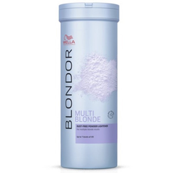 Wella Blondor Multi Blonde Powder - Blondierpulver 400g