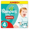 Pampers Baby-Dry Pants 8-15 kg 72 Stück