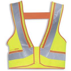 Uvex 1725511 Warnweste protection flash Größe: L