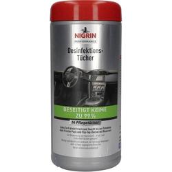 Nigrin Desinfektions-Tücher 20399 36 Blatt