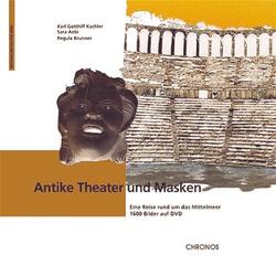 Antike Theater und Masken als Buch von
