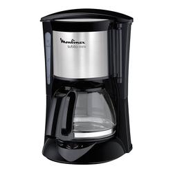Moulinex Filterkaffeemaschine FG1508-11 Subito mini Kaffeemaschine edelstahl-matt/schwarz