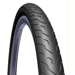 Mitas Fahrradreifen Slick-Reifen Cobra V 58, (Set, 2-tlg)