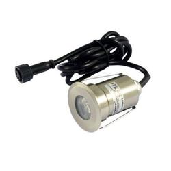 LED Einbaustrahler ARGOS IP67 rund HP RGB 12V DC 2W 42mm