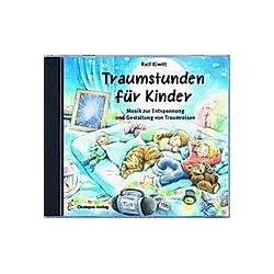 Traumstunden für Kinder  1 Audio-CD - Hörbuch