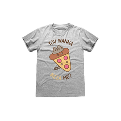 Pusheen T-Shirt Pusheen – You Wanna Pizza Me GRÖSSE M-L-XL-XXL NEU TOP XXL