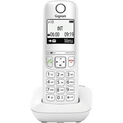 Gigaset A690 DECT/GAP Schnurloses Telefon analog Weiß