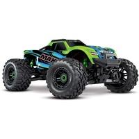 Traxxas Monstertruck Maxx 2CH RTR TQi TSM grün 89076-4
