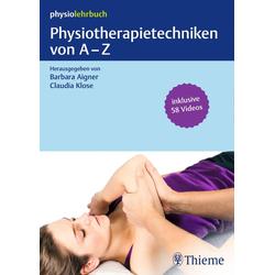Physiotherapietechniken von A-Z: eBook von