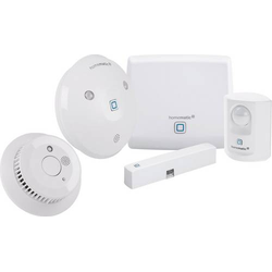 Homematic IP Starterkit Alarm + Rauchmelder