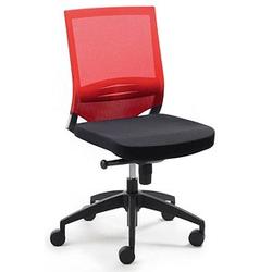 Mayer Bürostuhl myOPTIMAX 2475 03 rot, schwarz