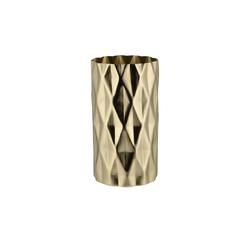 Vase ¦ gold ¦ Metall Ø: 13