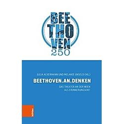BEETHOVEN.AN.DENKEN - Beethoven 250 - Buch