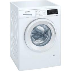 SIEMENS Waschmaschine WU14UT20, iQ500, WU14UT20 C (A bis G) weiß Waschmaschinen SOFORT LIEFERBARE Haushaltsgeräte