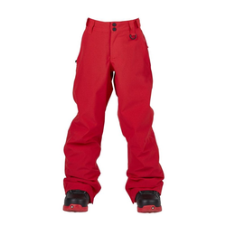 Hosen BONFIRE - Outh Tactical Pant Red (RED) Größe: S