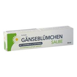 GÄNSEBLÜMCHEN Salbe m.Hamamelis & Panthenol 50 ml