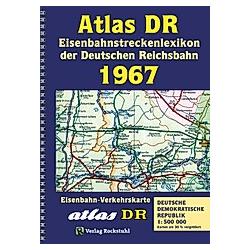 Eisenbahnstreckenlexikon DDR - Buch
