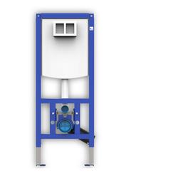Sanit INEO PLUS 450 WC-Vorwand-Element für den Trockenbau (112 cm)