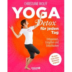 Yoga-Detox für jeden Tag: Buch von Christiane Wolff