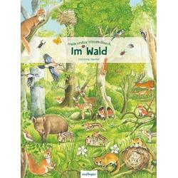 Mein erstes Wimmelbuch: Mein erstes Wimmelbuch – Im Wald