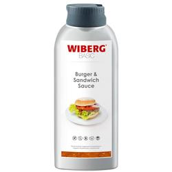 Burger & Sandwich Sauce BASIC - WIBERG