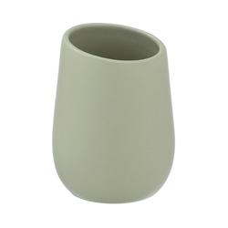 WENKO Zahnputzbecher Keramik Zahnputzbecher