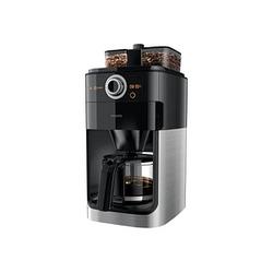 PHILIPS Grind & Brew HD7767/00 Kaffeemaschine silber