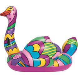 Bestway Schwimmtier Schwimmtier Pop Ostrich, 190 x 166 cm