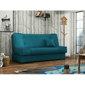 Sofa Tokepi Schlafsofa Polstercouch mit Bettkasten Modern Wohnzimmer Design NEU