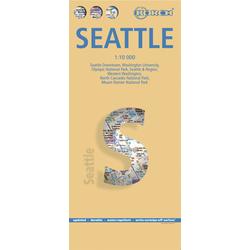 Seattle 1 : 10 000